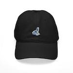 Polar Bear Black Cap