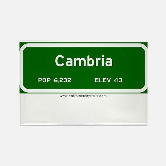Cambria Rectangle Magnet