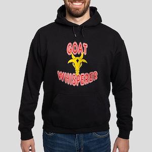 Goat Whisperer Hoodie (dark)