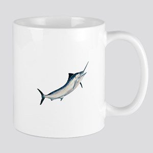 Striped Marlin (untitled) Mug