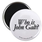 Who is John Galt Magnet