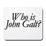Who is John Galt Mousepad