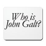 Who is John Galt Mousepad