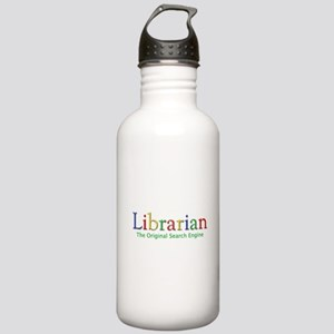 Librarian Stainless Water Bottle 1.0L