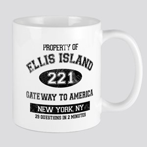 Ellis Island Mug