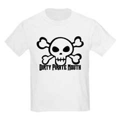 Dirty Pirate Mouth T-Shirt