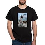 Spotty Boy Sonny's Black T-Shirt