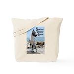 Spotty Boy Sonny's Tote Bag