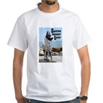 Spotty Boy Sonny's White T-Shirt