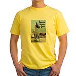 Spotty Boy Sonny's Yellow T-Shirt