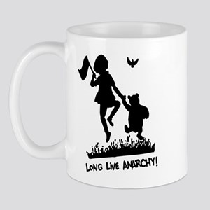 Long Live Anarchy Mug