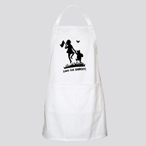 Long Live Anarchy BBQ Apron