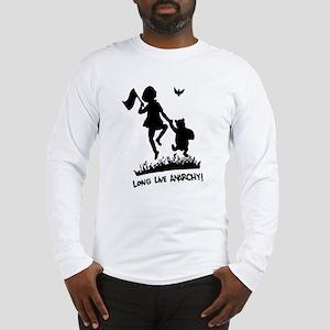 Long Live Anarchy Long Sleeve T-Shirt