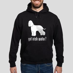 Irish Water Spaniel 1 Hoodie (dark)