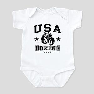 USA Boxing Infant Bodysuit