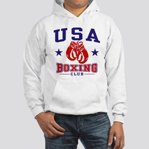 USA Boxing Hooded Sweatshirt