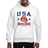 Boxing Light Hoodies