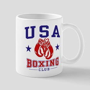 USA Boxing Mug