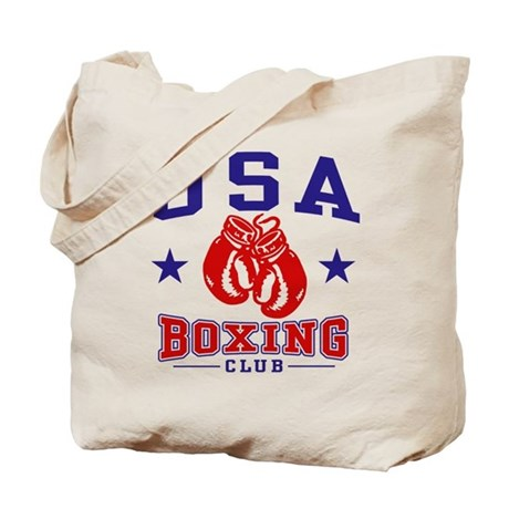 USA Boxing Tote Bag
