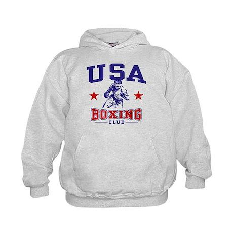 USA Boxing Kids Hoodie