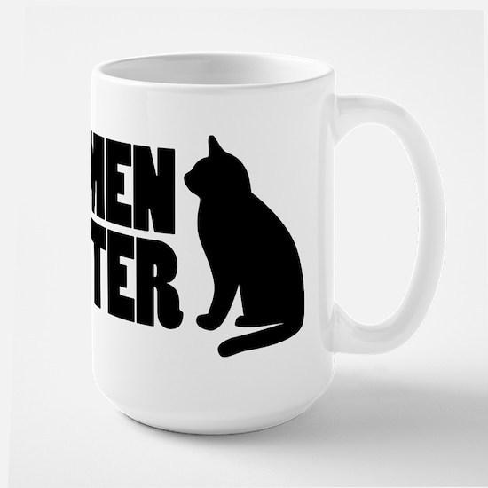 Real Men Do Litter Large Mug
