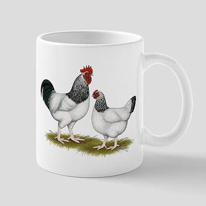 Sussex Light Chickens Mug