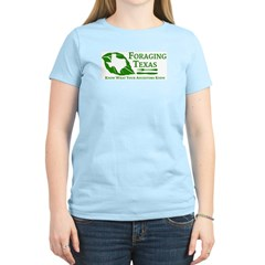 Foraging Texas Know Logo T-Shirt