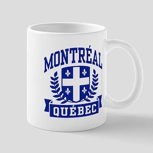Montreal Quebec Mug