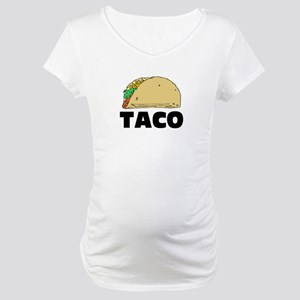 Taco Maternity T-Shirt