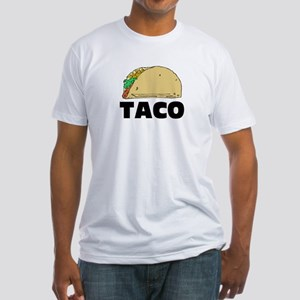 Taco Fitted T-Shirt