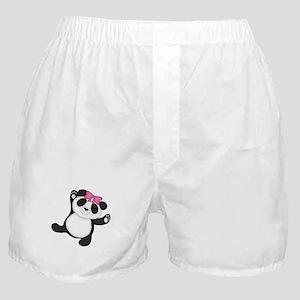 Happy Panda Boxer Shorts