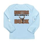 Hunters/Buck Long Sleeve Infant T-Shirt