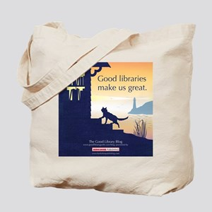 Good Library Blog Shopping/Tote bag