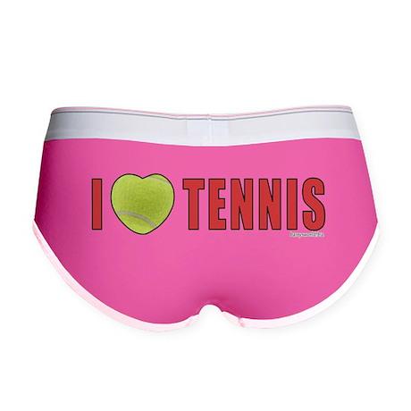 Tennis Love 2 Women's Boy Brief