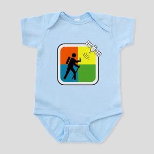 GeoCacher Infant Bodysuit
