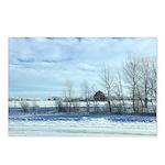 Winter on the Prairies Postcards (Package of 8)