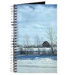 Winter on the Prairies Journal
