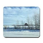 Winter on the Prairies Mousepad