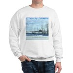 Winter on the Prairies Sweatshirt