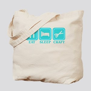 Eat, Sleep, Craft Tote Bag