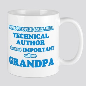 Some call me a Technical Author, the most imp Mugs