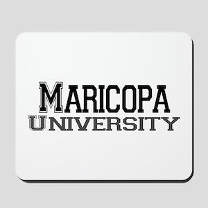 Maricopa University Mousepad