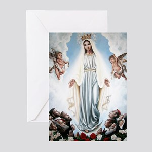 Queen of Croatia Greeting Cards (Pk of 20)