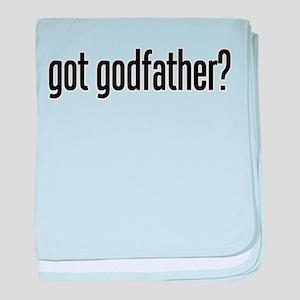 got godfather? Infant Blanket