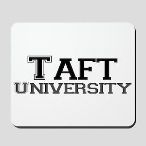 Taft University Mousepad