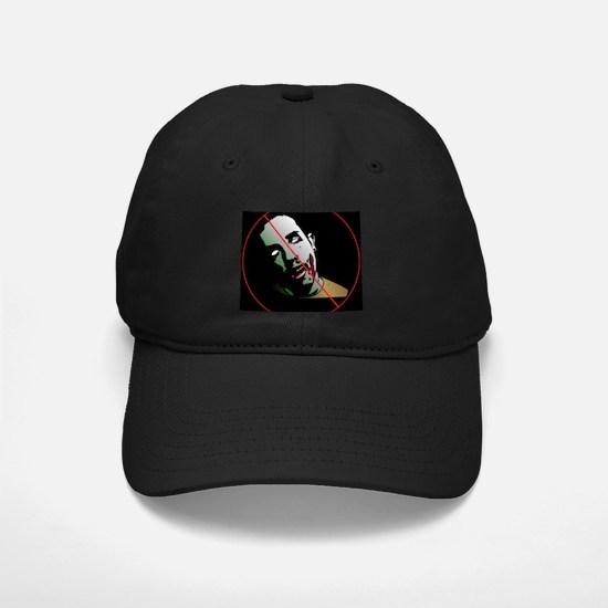 Stop the Zombie Menace Baseball Hat