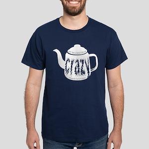 Teapots Dark T-Shirt