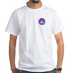 White CSA T-Shirt