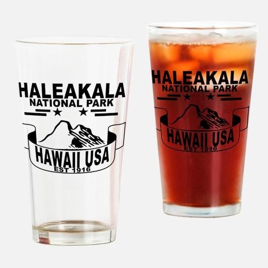 Cute Haleakala national park Drinking Glass