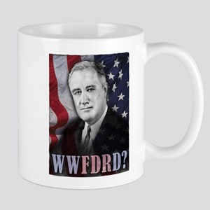 What Would FDR Do? Mug